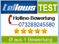 tellows Bewertung 073289245580