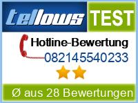 tellows Bewertung 082145540233