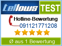 tellows Bewertung 091121771208